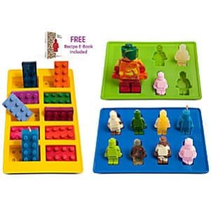 Lucentee Silly Ice Cube Trays Candy Molds