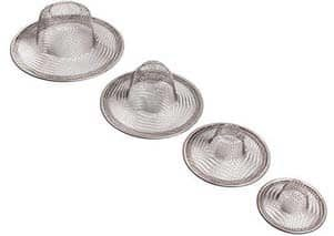 Maxware Stainless Steel Sink Strainer Set
