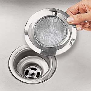NITO ST2023 Stainless-Steel Kitchen Sink strainer-min