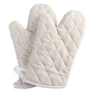 Bestjoy Terry Cloth Oven Mitts