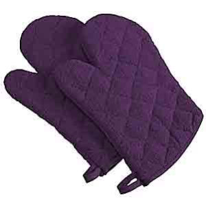 DII 100% Cotton Terry Oven Mitts