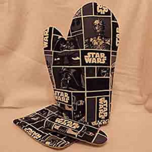 Star Wars Oven Mitts