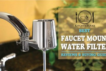 best faucet mount water filter