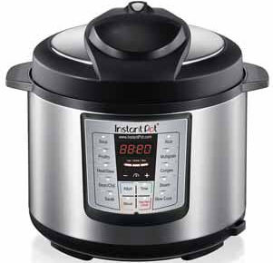 Instant Pot IP-LUX50 6-in-1 Programmable Pressure Cooker
