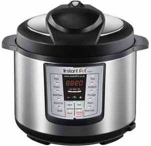 Instant Pot IP-LUX60 6-in-1 Programmable pressure cooker