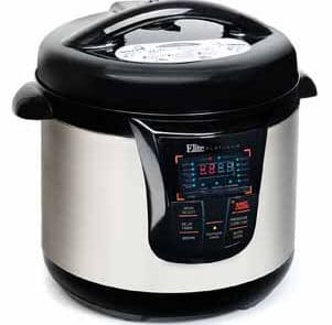 Maxi-Matic EPC-808 Elite Pressure cooker
