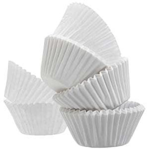 500 pcs – Reynolds White Paper Cupcake Cup