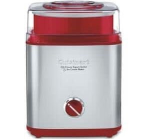Cuisinart ICE-30R Ice Cream Maker