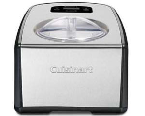 Cuisinart ice-100 ice cream maker
