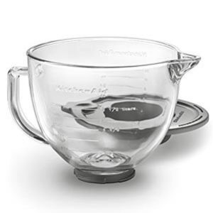 KitchenAid K5GB 5-Qt. Tilt-Head Glass Bowl
