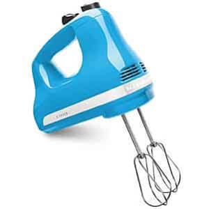 KitchenAid KHM512CL 5-Speed Ultra Power Hand Mixer