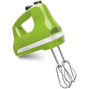 KitchenAid KHM512GA 5-Speed Ultra Power Hand Mixer