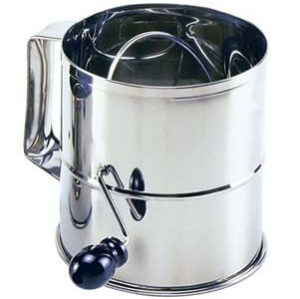 Norpro Polished 8-Cup Stainless Steel Hand