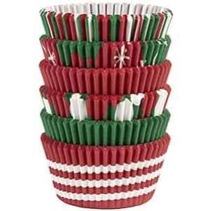 Wilton Holiday Size Baking Cups