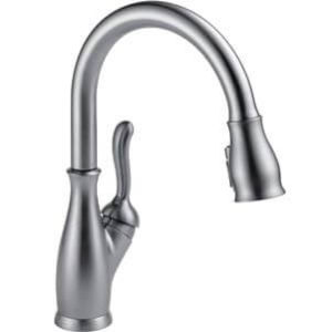 Delta 9178-AR-DST Leland Single Handle Pull-Down Kitchen Faucet