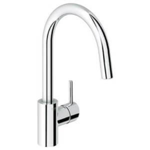 Concetto Single Handle Pull-Down Spray Kitchen Faucet