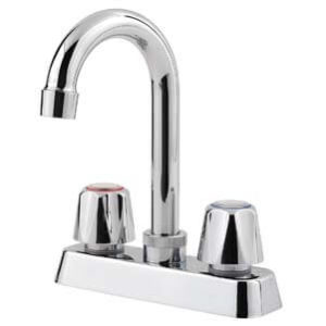 Pfister Pfirst Series 2-Handle Bar Prep Kitchen Faucet