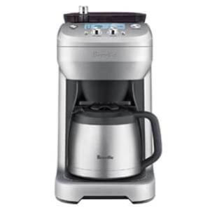 Breville BDC650BSS Stainless Steel Grind Control Coffee Grinder