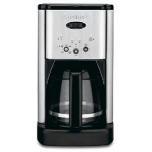 Conair Cuisinart Brew Central DCC-1200 12 Cup Programmable Coffeemaker