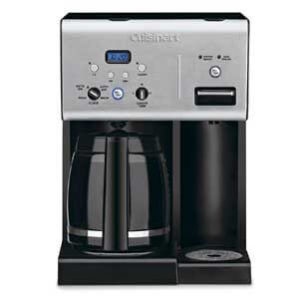 Cuisinart CHW-12 Coffee Plus 12-Cup Programmable Coffeemaker