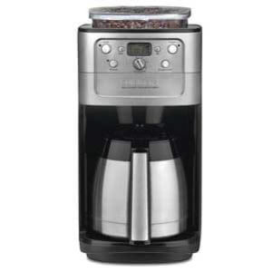 Cuisinart DGB-900BC Grind & Brew Automatic Coffeemaker