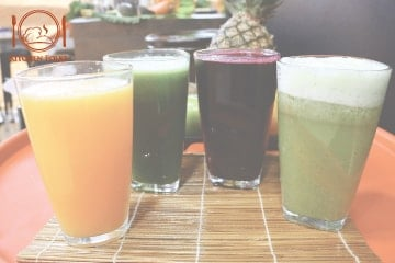 Easy Juice Recipes