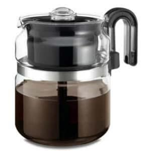 Medelco Glass Stovetop Coffee Percolator (1)