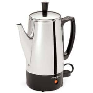 Presto 02822 Stainless Steel Coffee Percolator