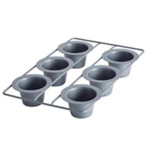 Anolon Advanced Nonstick Bakeware 6-Cup Popover Pan