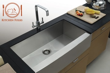 Kitchen Sinks Buying Guide with FAQs 2018