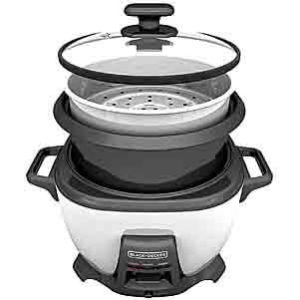 BLACK+DECKER RCS614 Electric Rice Cooker