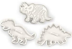 Fred & Friends DIG-INS Dinosaur Fossil Cookie Cutter