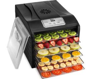 Magic-Mill-MFD-6100-Magic-Mill-Professional-Dehydrator-Machine