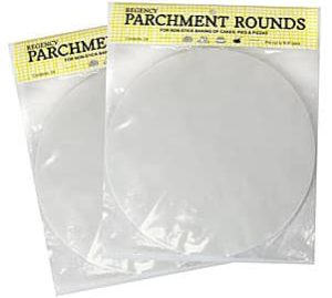 Regency Parchment Rounds