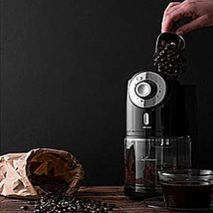 Top Rated Bellemain Burr Coffee Grinder