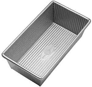 USA Pan Bakeware Aluminized Steel Loaf Bread Pan