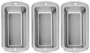 Wilton Recipe Right 3 Piece bread pans