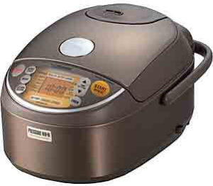 Zojirushi Brown NP-NVC10 Electric rice Cooker