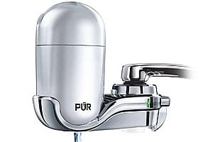 PUR FM 4100B 3 Stage Vertical faucet water filter system