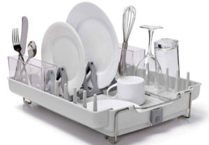 OXO Good Grips Convertible Foldaway DishRack