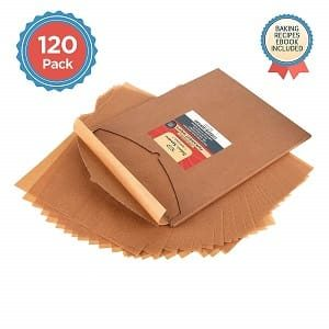 Parchment Paper Baking Sheets by Bakers Signature