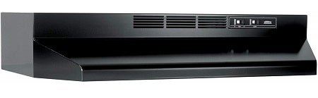 Broan-NuTone 413023 ADA Capable Non-Ducted Under-Cabinet Range Hood